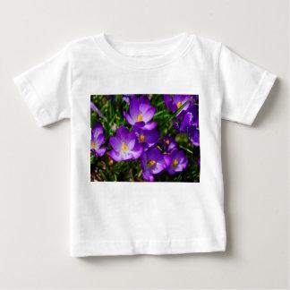 Lilac Crocuses Tee Shirt
