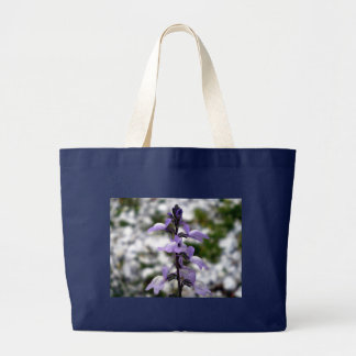Lilac Dreams Large Tote Bag
