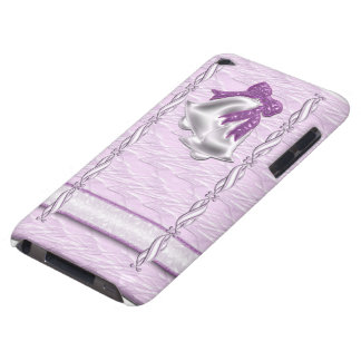 Lilac Elegance #1 iPod Touch Case-Mate Case