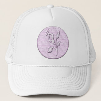 Lilac Elegance #1 Trucker Hat