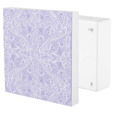 Beach Themed Lilac Elegant flow Outlet Cover