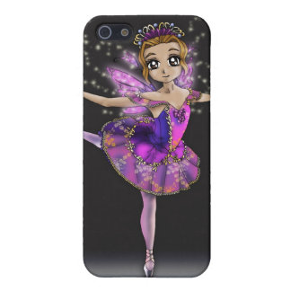 Lilac Fairy - Sleeping Beauty Ballet iPhone Case Cover For iPhone 5