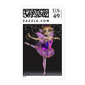 Lilac Fairy - Sleeping Beauty Ballet Postage