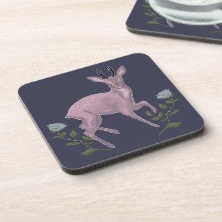Lilac Fawn Coaster