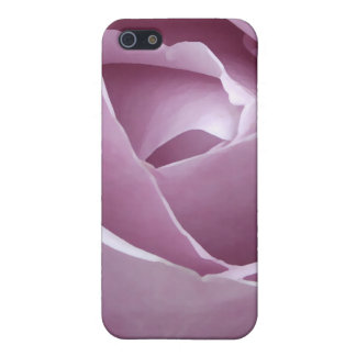 Lilac Flower Closeup Cover For iPhone SE/5/5s