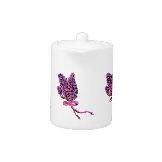 Lilac Flower Design in Summer Flowers