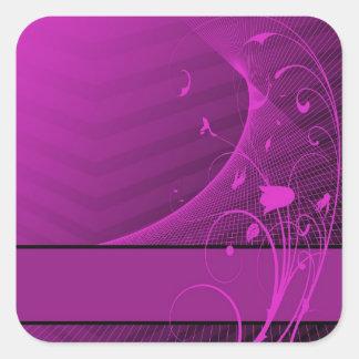 lilac flower Sticker