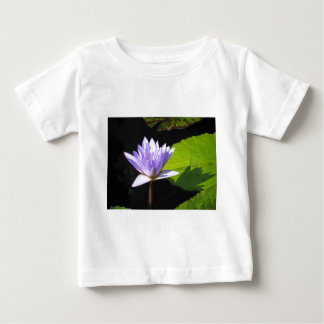 Lilac Flower with Lili Pads at Longwood Gardens Baby T-Shirt