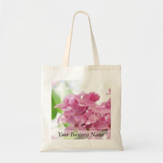 Lilac Flowers In The Morning Sunlight Tote Bag