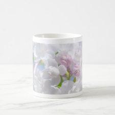Lilac Flowers Mugs