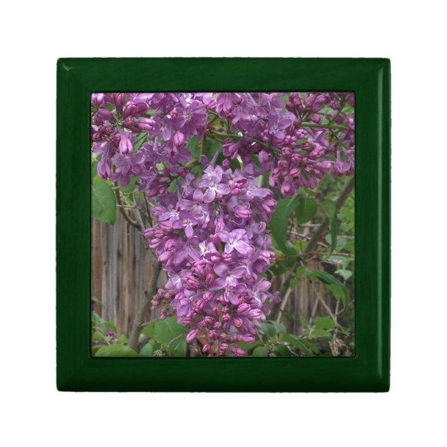 Lilac Gift Box