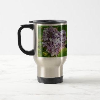 Lilac Heart Mug