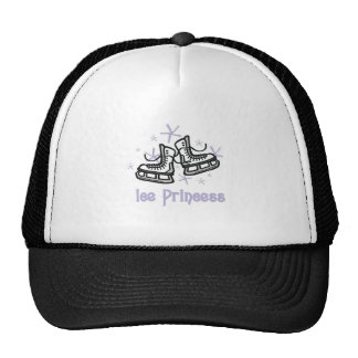 Lilac Ice Princess T shirts and Gifts Mesh Hat