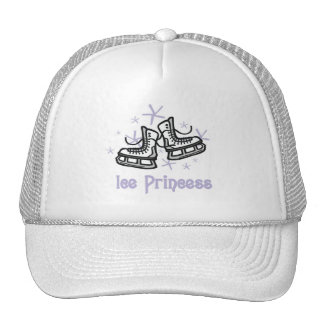 Lilac Ice Princess T shirts and Gifts Hat