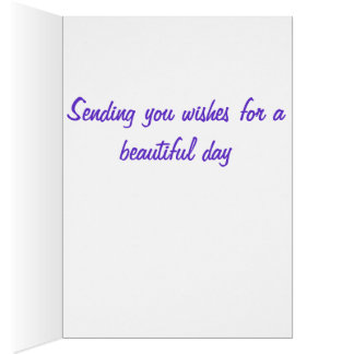 Lilac in Bloom Card
