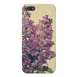 Lilac Cover For iPhone 5