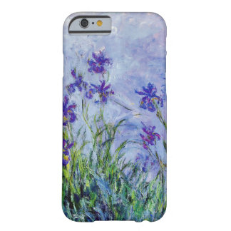 Lilac Irises by Claude Monet Barely There iPhone 6 Case