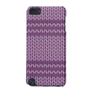 Lilac Knit iPod Touch (5th Generation) Case