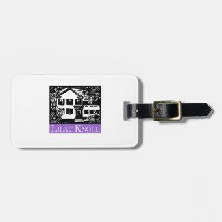 Lilac Knoll Bag Tag