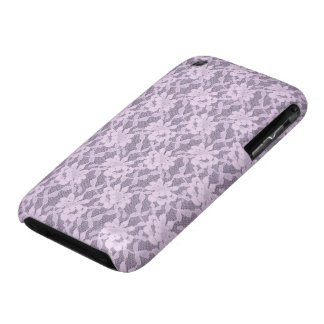 Lilac Lace iPhone 3G/3GS Barely There Case