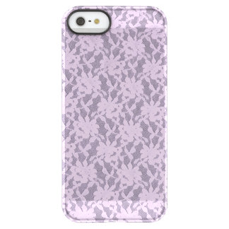 Lilac Lace iPhone 5/5s Permafrost® Deflector Case