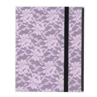 Lilac Lace Powis iCase iPad 2/3/4 Case iPad Cover