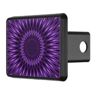 Lilac Lagoon Hitch Cover