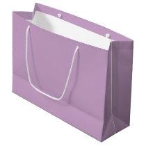 Lilac Large Gift Bag