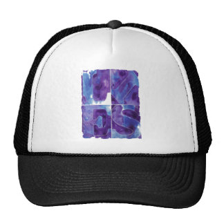Lilac Lies Trucker Hat