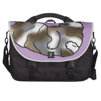 Lilac Lounger Commuter Bag