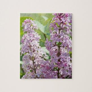 Lilac P5390 Puzzle