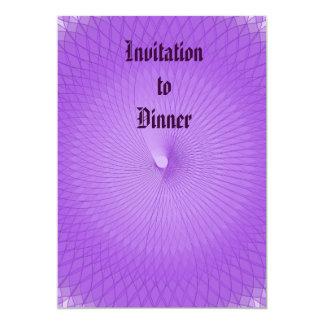 Lilac Plafond Card