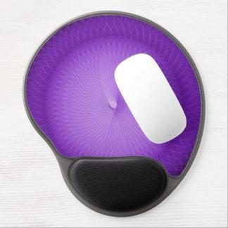Lilac Plafond Gel Mouse Pad