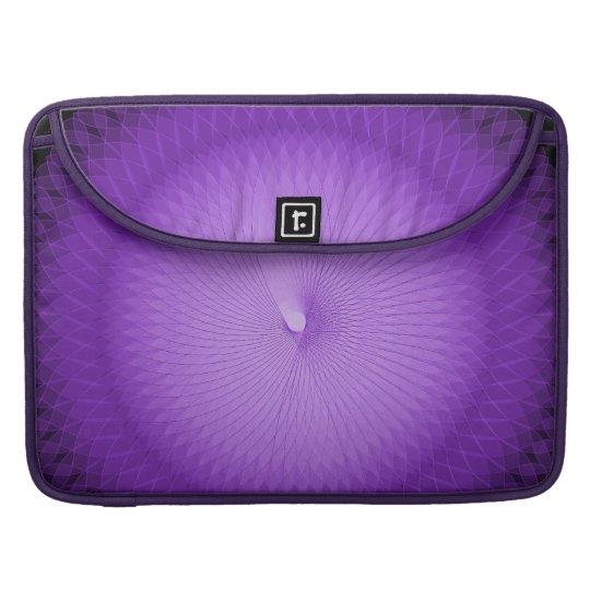 Lilac Plafond MacBook Pro Sleeve