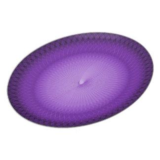 Lilac Plafond Melamine Plate