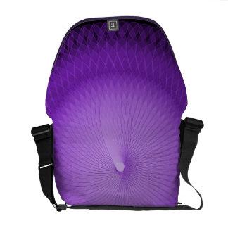 Lilac Plafond Messenger Bag
