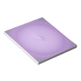 Lilac Plafond Notepad