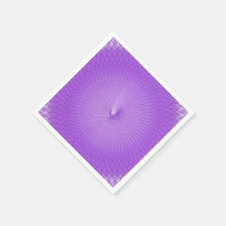 Lilac Plafond Paper Napkin