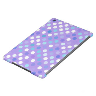 """Lilac """"Pretty Polkadots"""" Electronic Cases iPad Air Cover"""