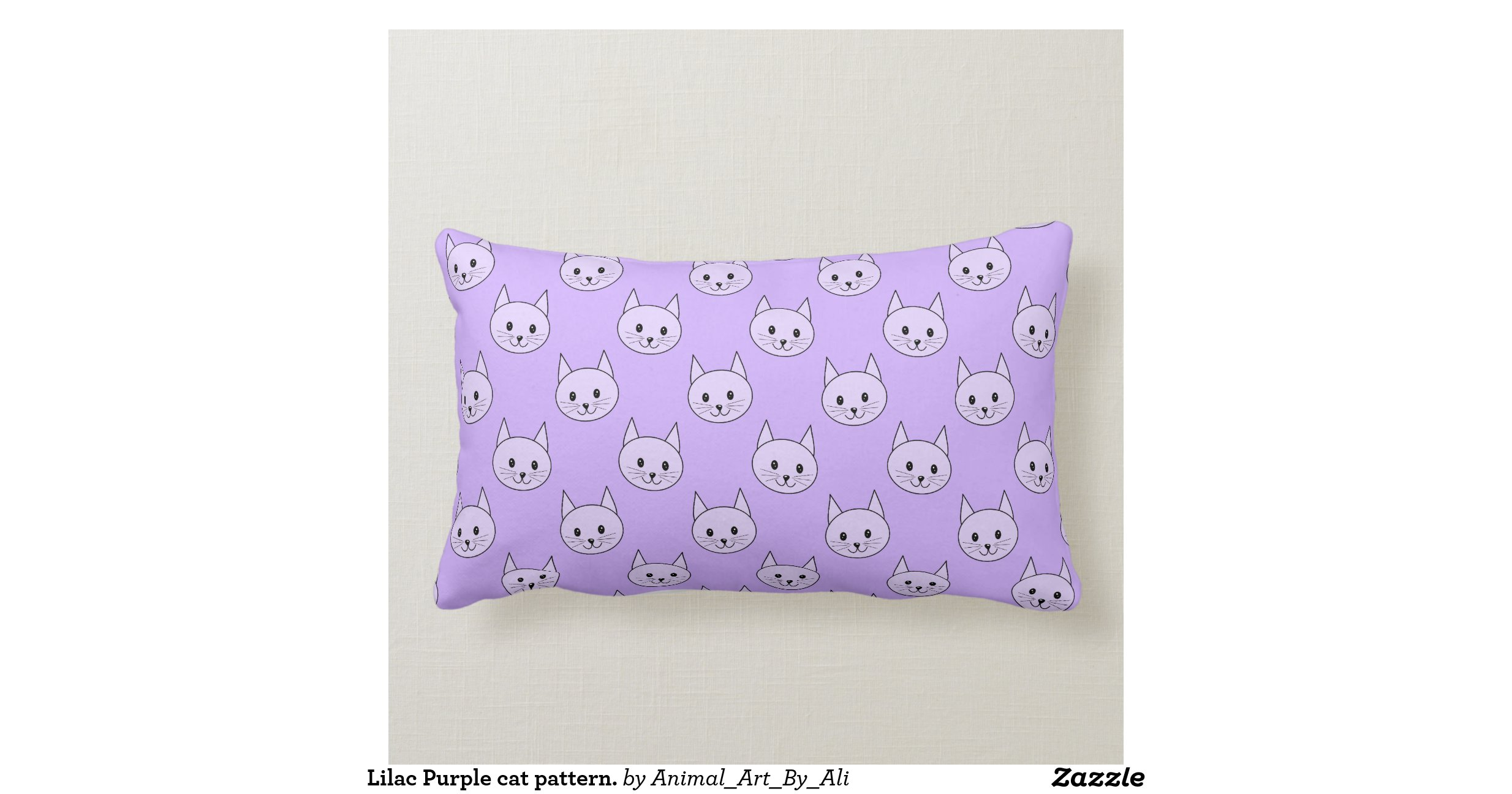 Throw Pillow Lilac : lilac_purple_cat_pattern_throw_pillows-r9af9de5221f34e47b1e07952163a3947_2zbjp_8byvr_1200.jpg ...
