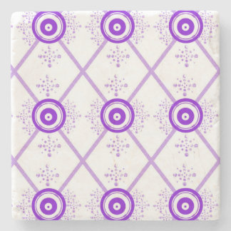 Lilac Ranks Stone Coaster