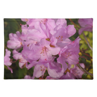 lilac rhododrendron placemat