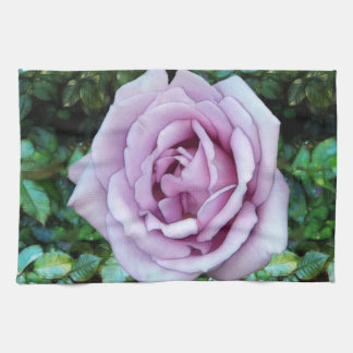 Lilac Rose Hand Towel