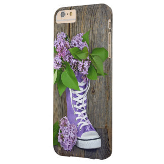 Lilac Sneaker Barely There iPhone 6 Plus Case