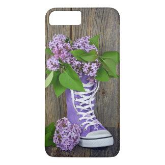 Lilac Sneaker iPhone 7 Plus Case