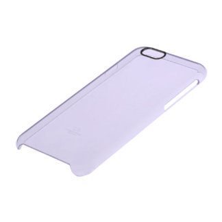 Lilac Solid Color Clear iPhone 6/6S Case