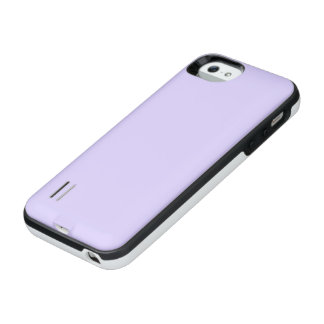 Lilac Solid Color iPhone SE/5/5s Battery Case