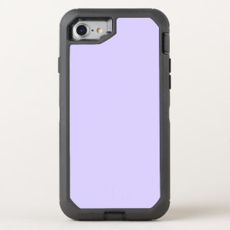 Lilac Solid Color OtterBox Defender iPhone 7 Case