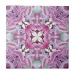 Lilac Spring Ceramic Tile