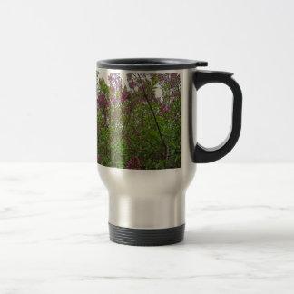 Lilac Spring Travel Mug